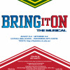LHS Bring It On The Musical 2017 Poster