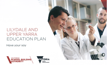 Lilydale & Upper Yarra Education Plan