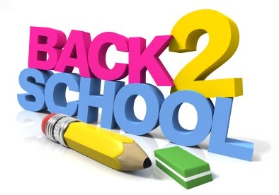 2018 Back to School Dates