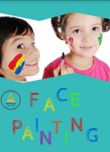 Poster Face Painting