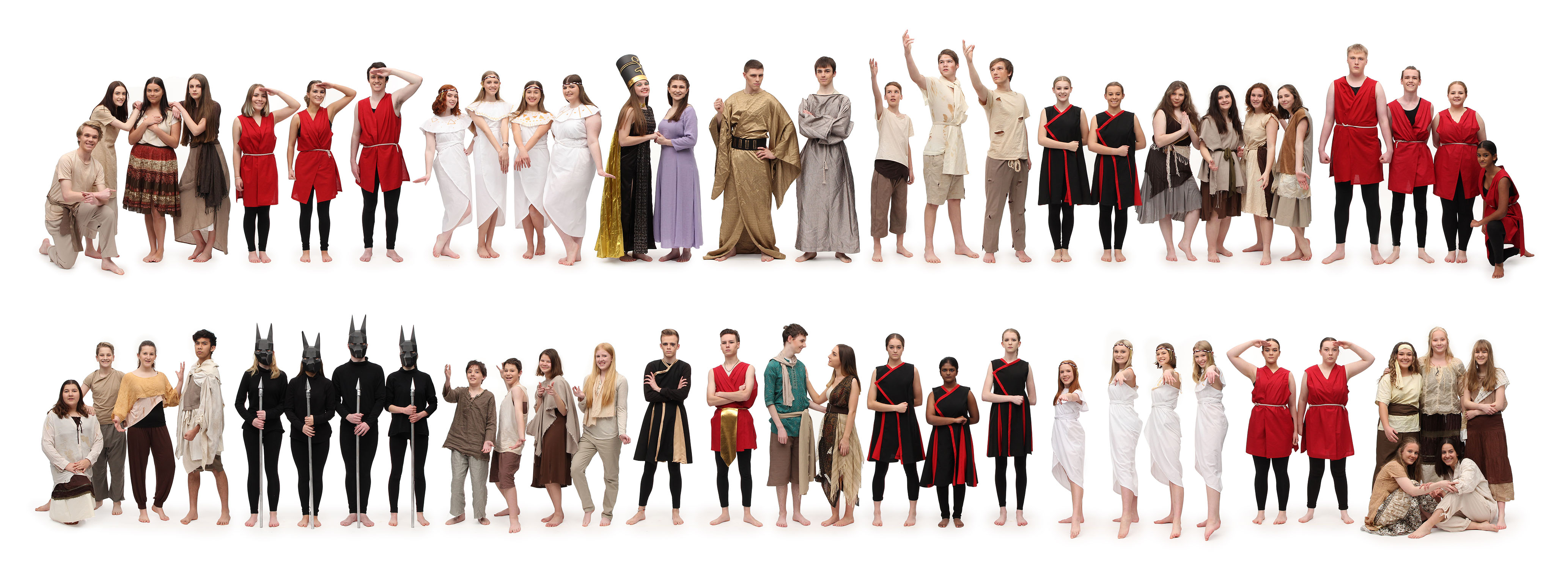 SCHOOL PRODUCTION - AIDA