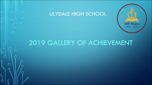 Gallery of Achievement