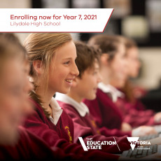 YEAR 7 2021 ENROLMENTS