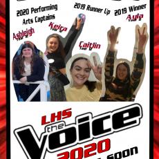 LHS THE VOICE 2020